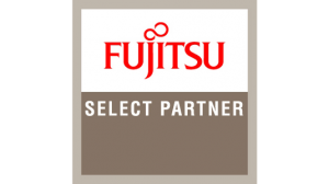 FUJITSU Select Partner Logo